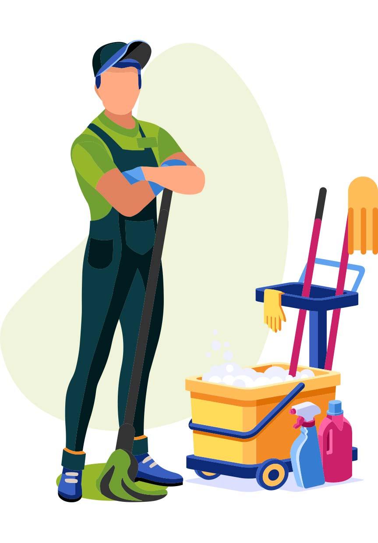 Entreprise de nettoyage spécialisée dans les produits écologiques à Paris 8e | Jimy Cleaning